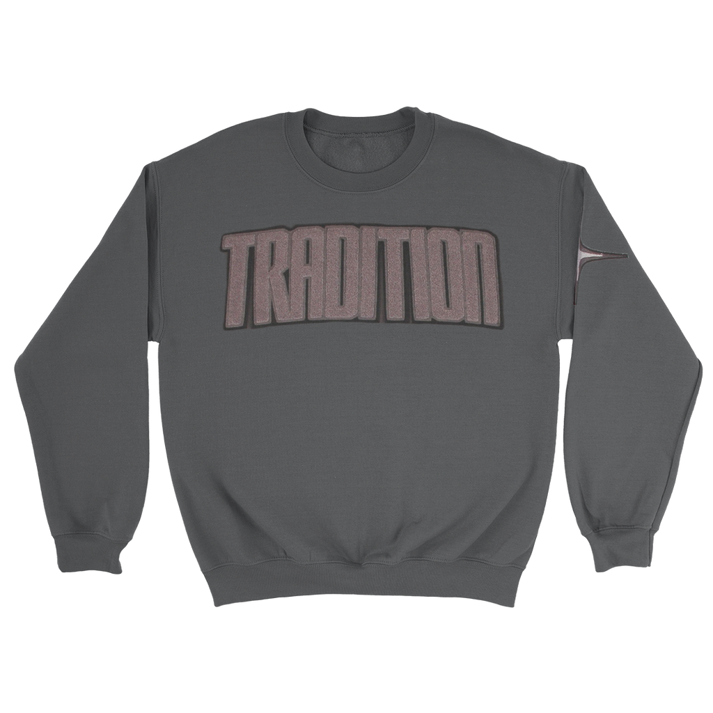 Tradition Chenille Embroidered Crew