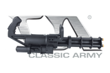 S018M - M132 Micro-gun Hybrid Powered