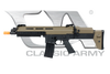 SP102P-TT ISSC MK22 Commando CQC Skirmish Nylon Fiber AEG Two Tone