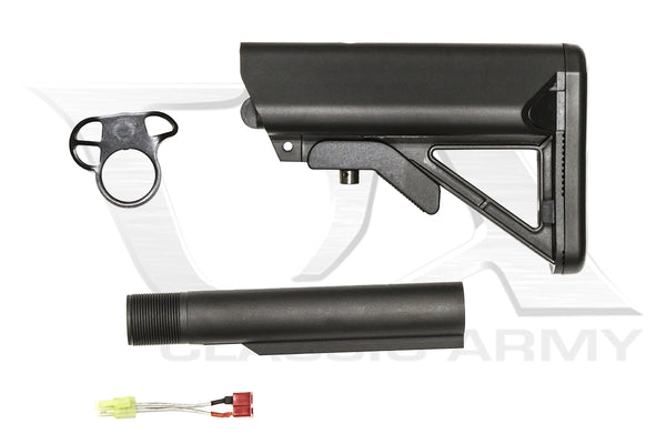 Classic Army Stock Retrofit Kit for Nemesis Series AEG