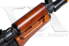 CA018M AK74-SU Real Wood Steel AEG