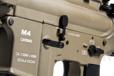 CA052M-CB M4 M6A2 PSD Coyote Brown Full Metal AEG