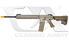 CA058M-DE M4 ECR6 Dark Earth Enhanced Combat Rifle Full Metal AEG