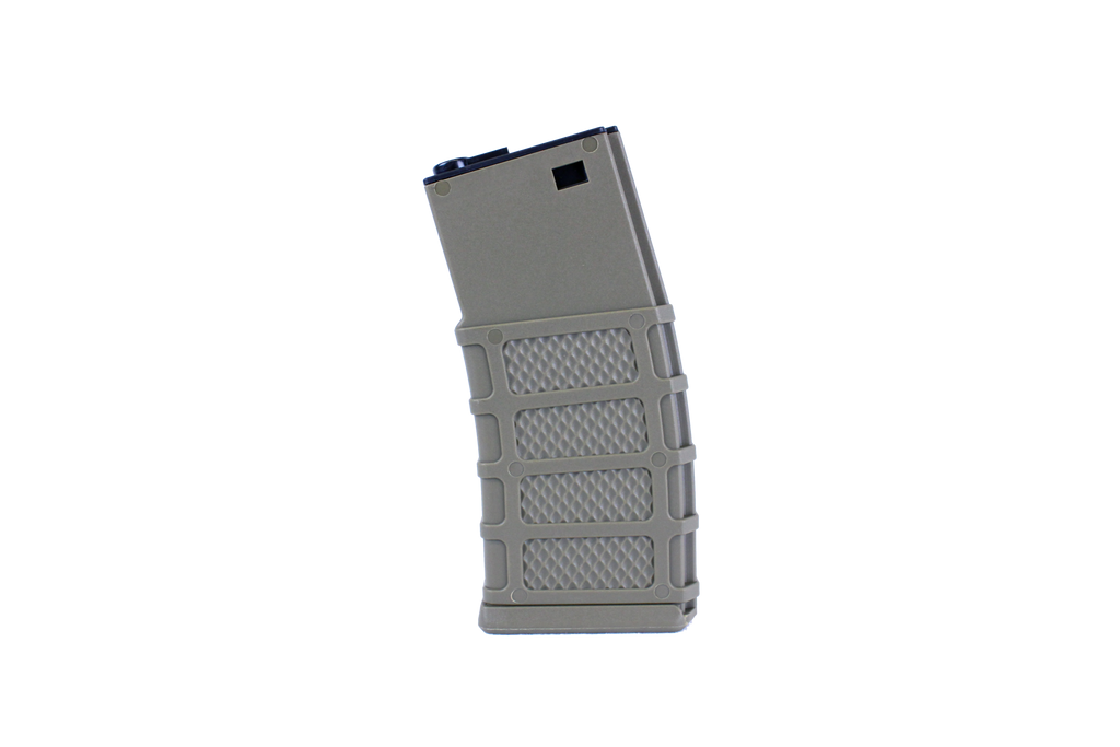 P505P-T M4 Hi-Cap Magazine 300rd Dark Earth