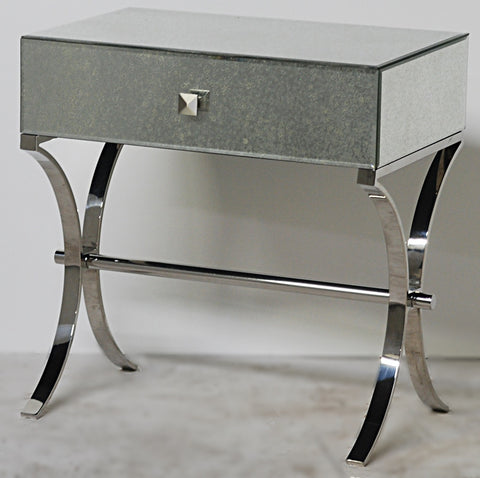 Modern Regency End Table
