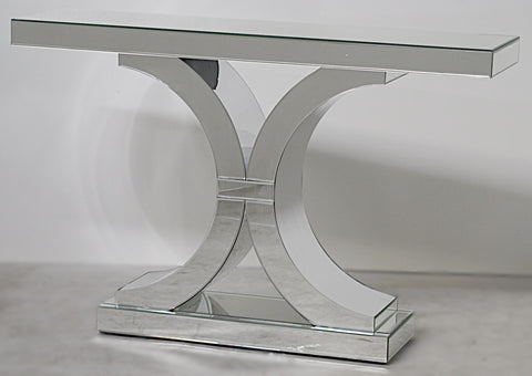 "Simplicity ""X"" Console Table"