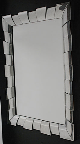 Modern Regency Dual Level Mirror
