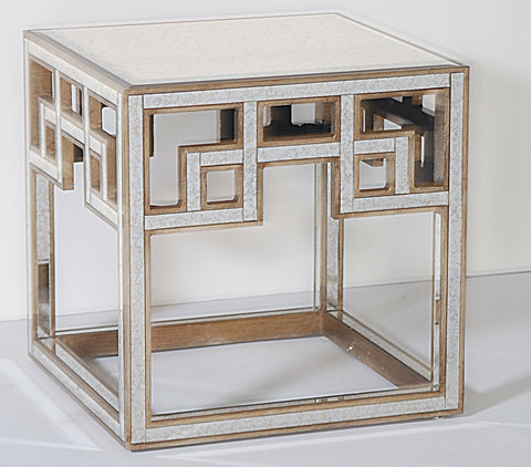 Asian Modern Design Side Table