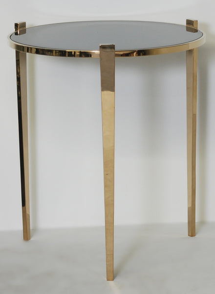 Madison Avenue Round Side Table