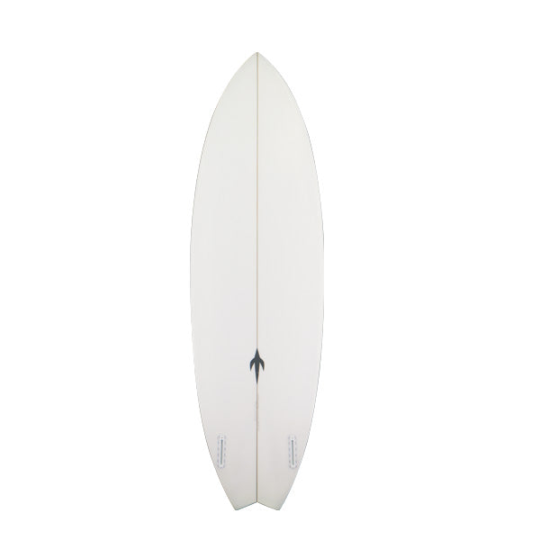 TWIN FIN BY DJ [AKA THE RICK CANE PRO MODEL]