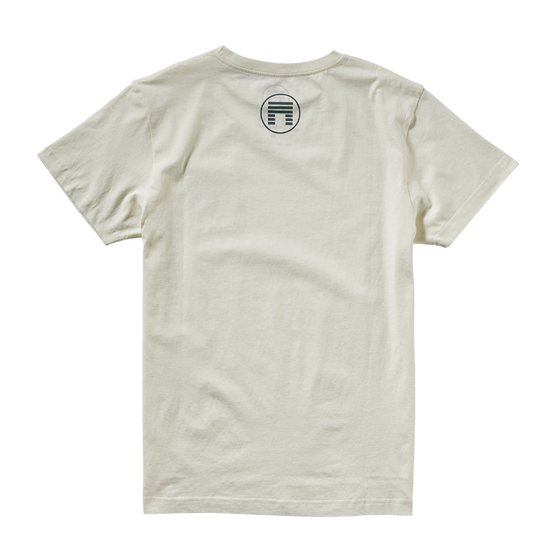 ART + FUNCTION POCKET TEE - OFF WHITE