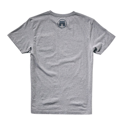 ART + FUNCTION POCKET TEE - GREY