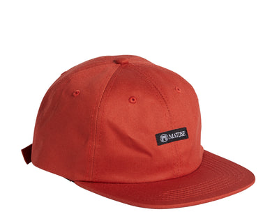 LOW PROFILE LOGO (ORANGE)