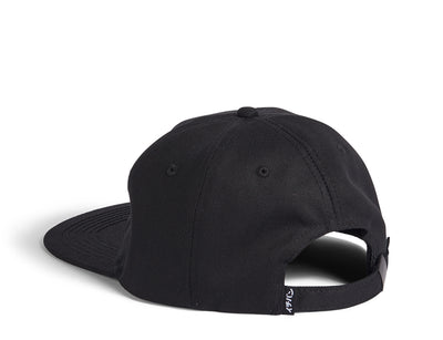 LOW PROFILE LOGO (BLACK)