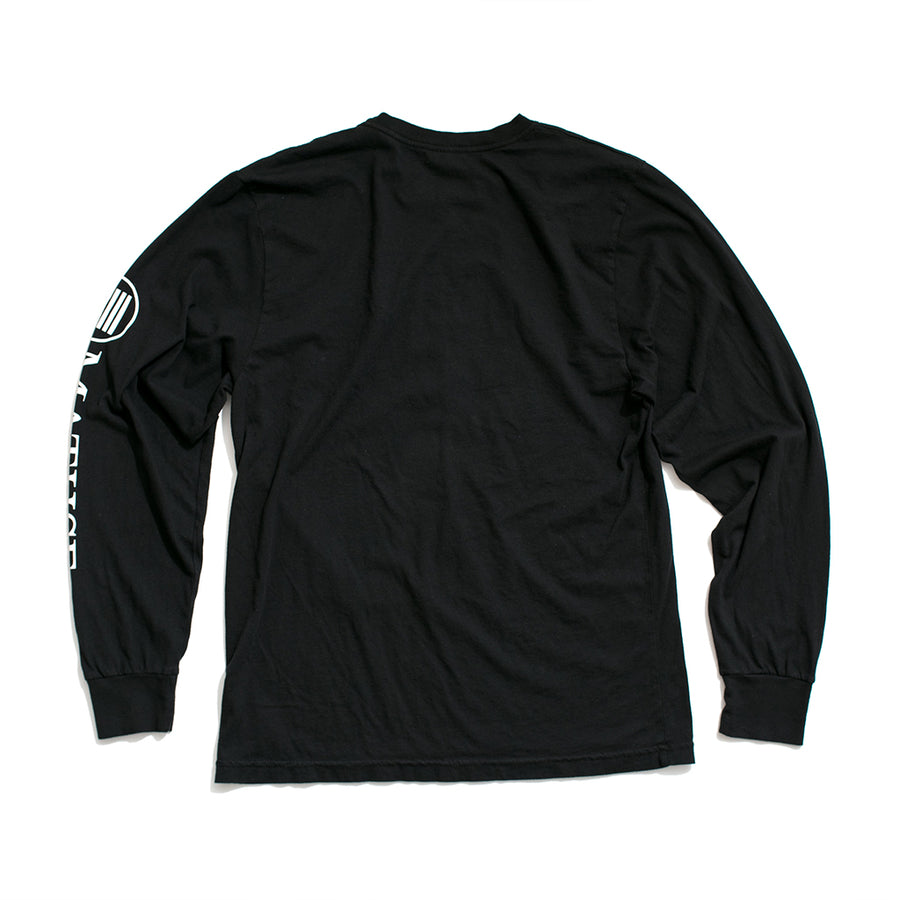 MATUSE FLAG LONG SLEEVE T-SHIRT