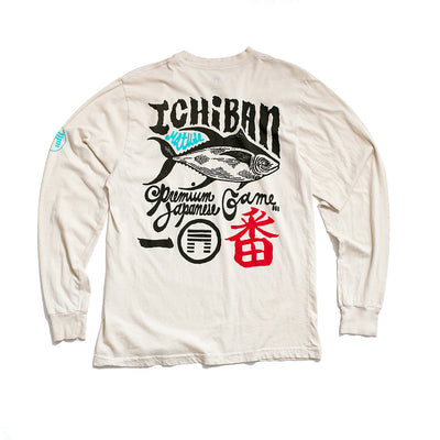 ICHIBAN TUNA LONG SLEEVE T-SHIRT