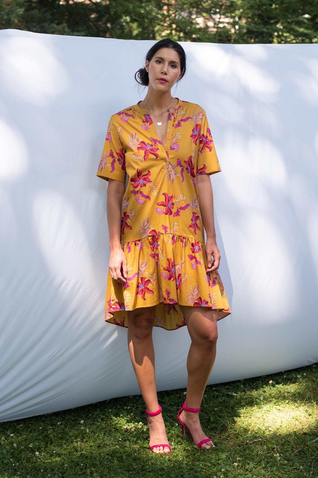 Laura Dress | Honey Lily