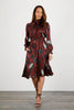 Stella Dress  | Merlot Lace