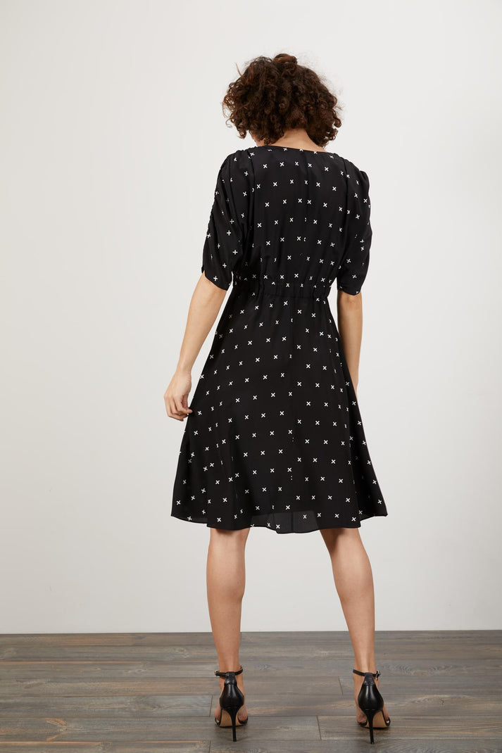 The Market Dress | Black Addition