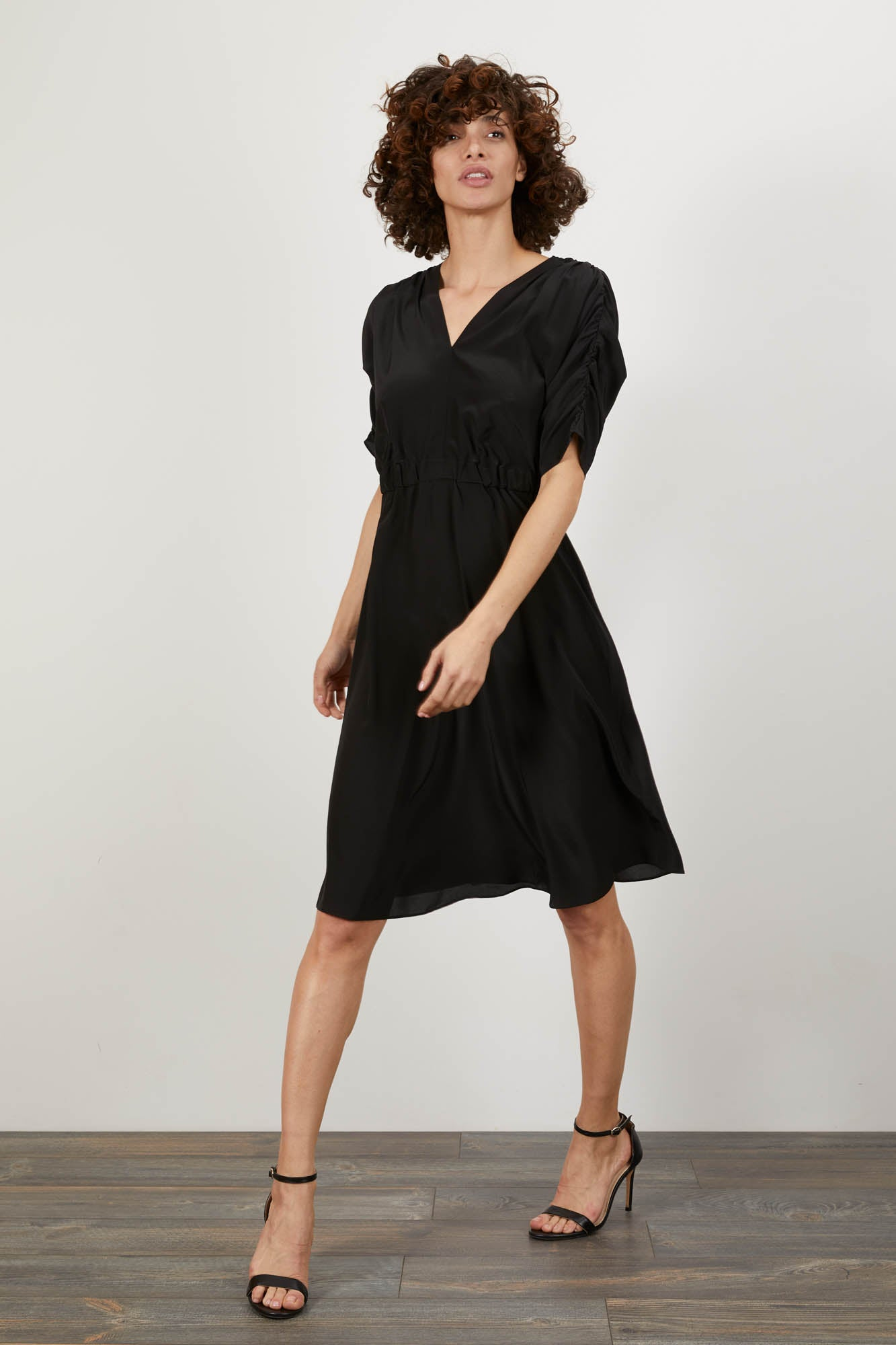 The Market Dress | Black