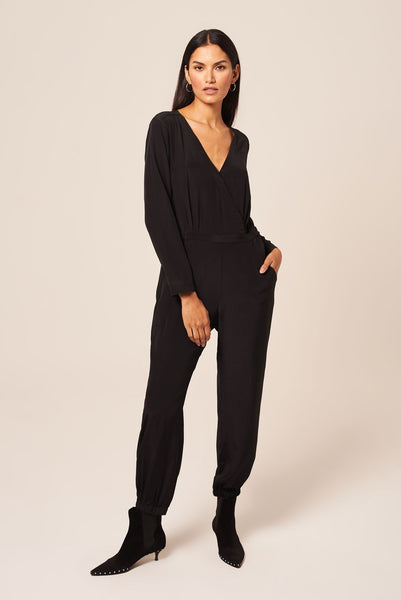 Kate Romper | Black