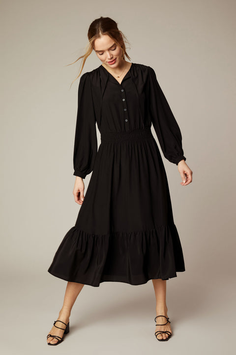 Juliette Dress | Black