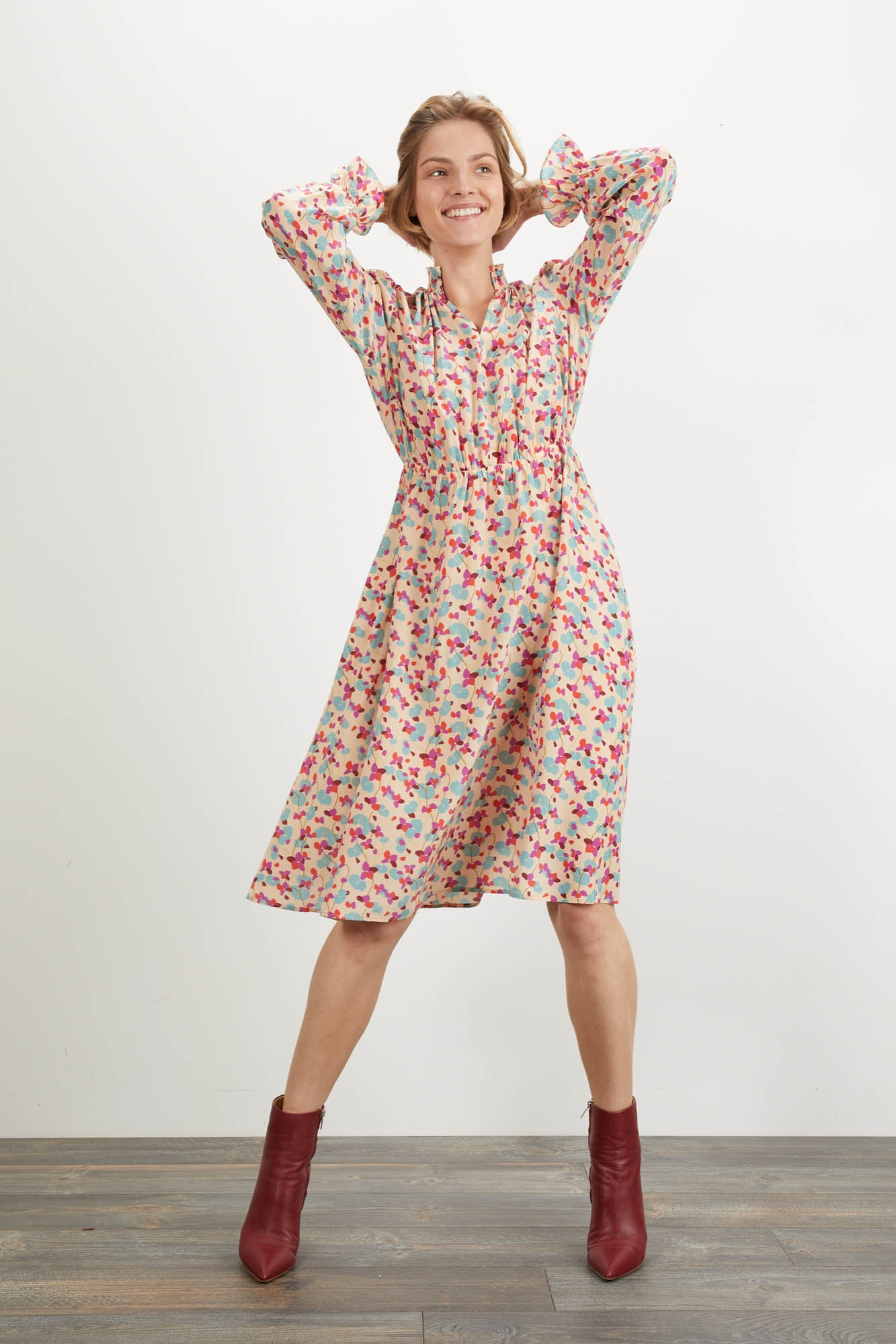Stella Dress  | Cherry Bloom