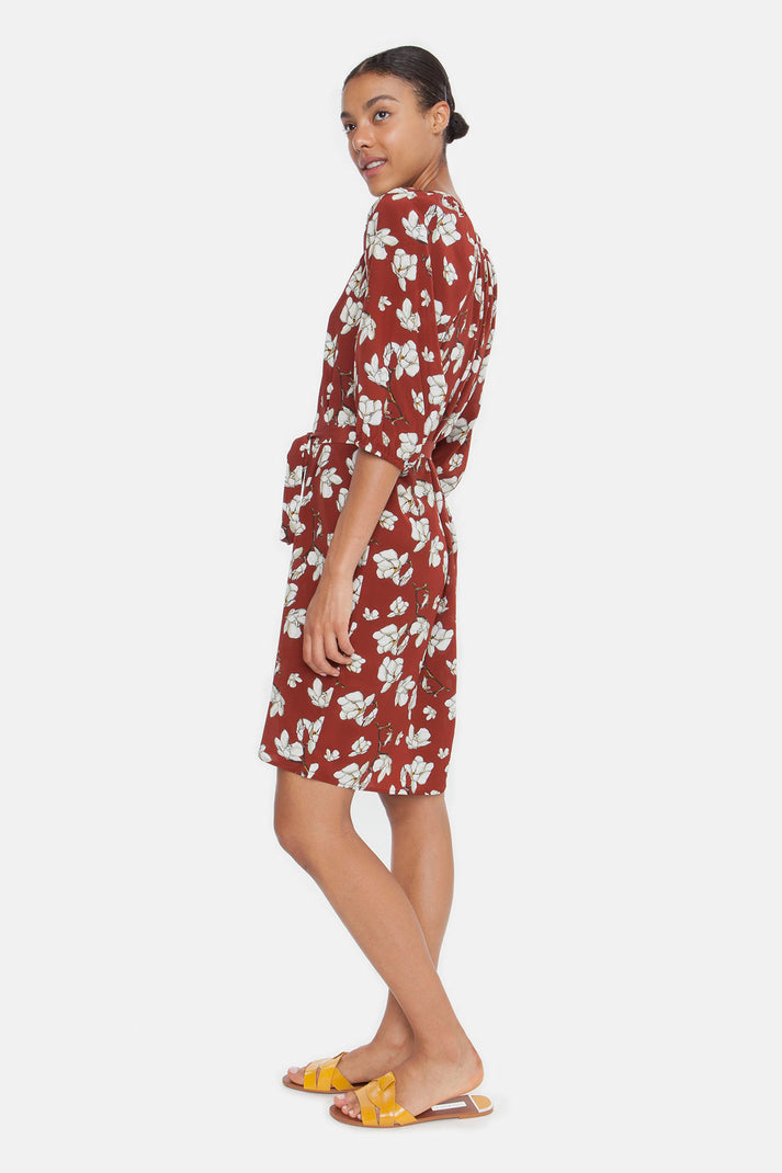 The Classic Knee Length Dress | Red Magnolia