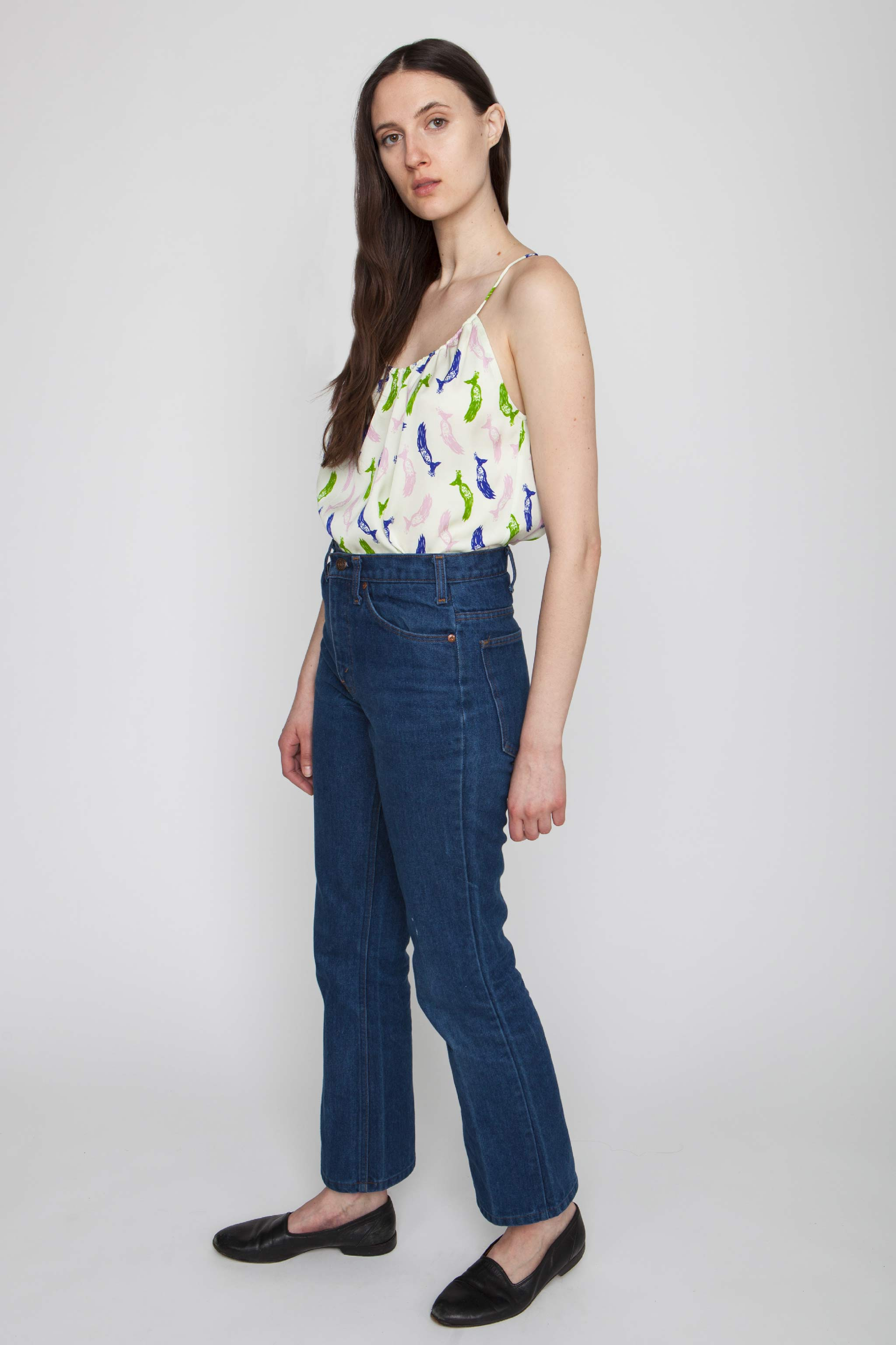 The Camisole | Birds and Fleurs