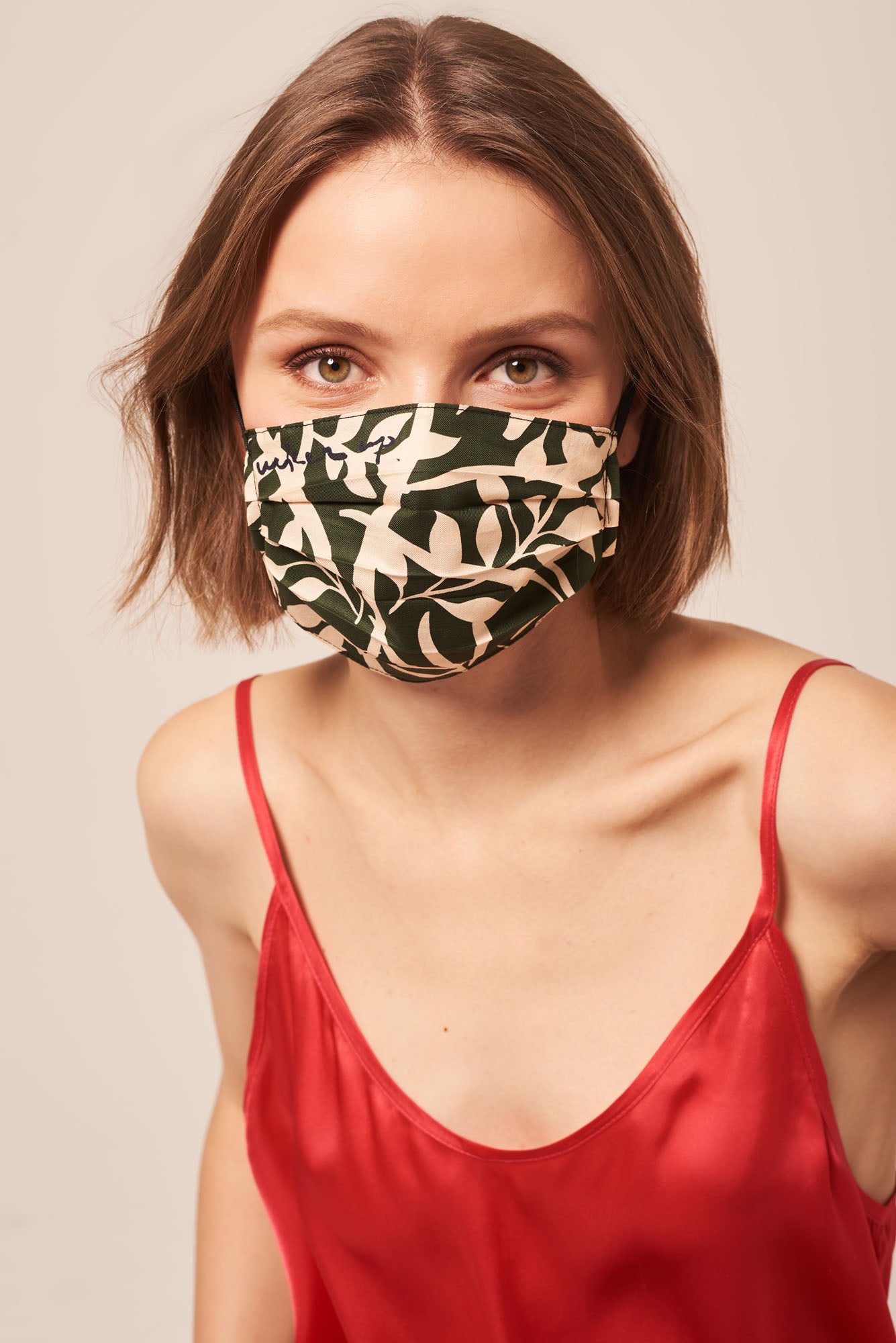 Pleated Face Mask | The Timeless Pack