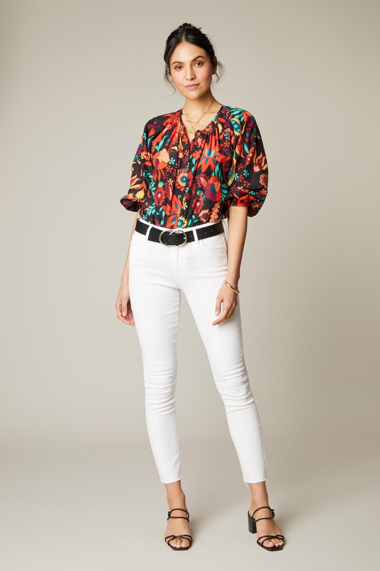 The Classic Blouse | Garden Party