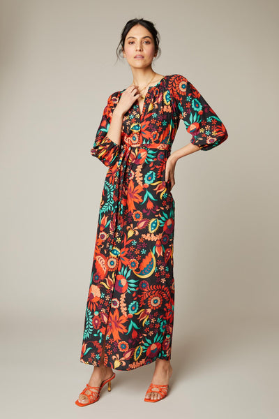 The Classic Maxi Dress | Garden Party