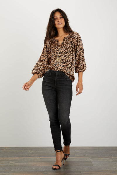 The Classic Blouse | Kitty Cat Dreamer