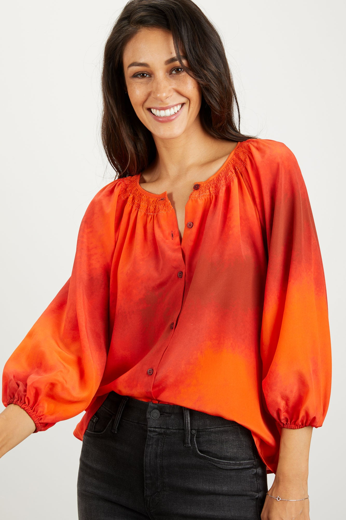 The Classic Blouse | Last Light