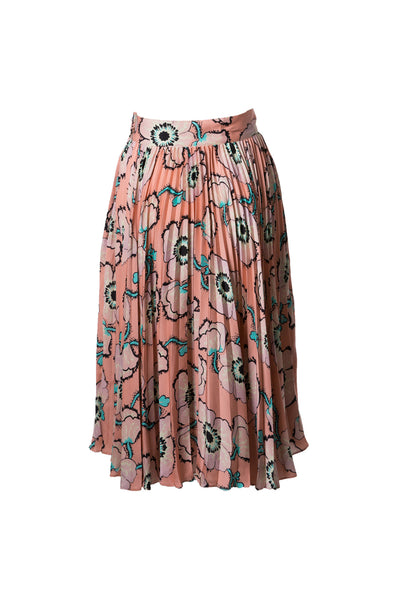 The Pleated Midi Skirt | Big Bloom