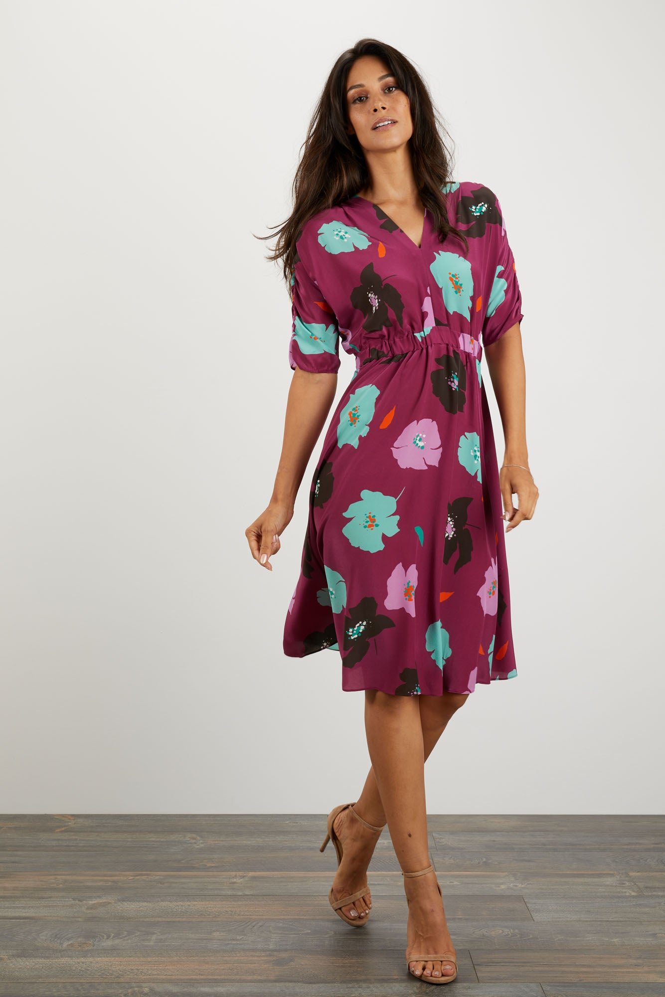 The Market Dress | Plum Poppies