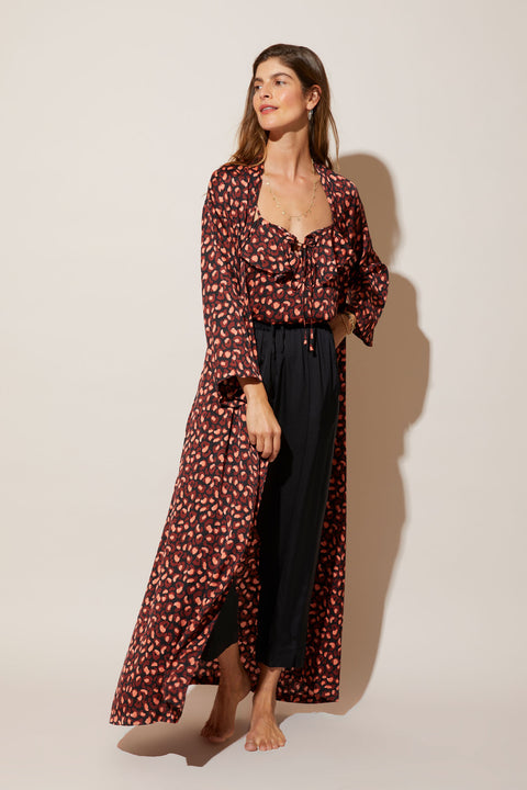 The Long Robe | Posh Cheetah