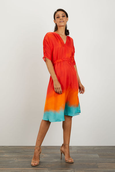 The Market Dress | Prairie Sunset