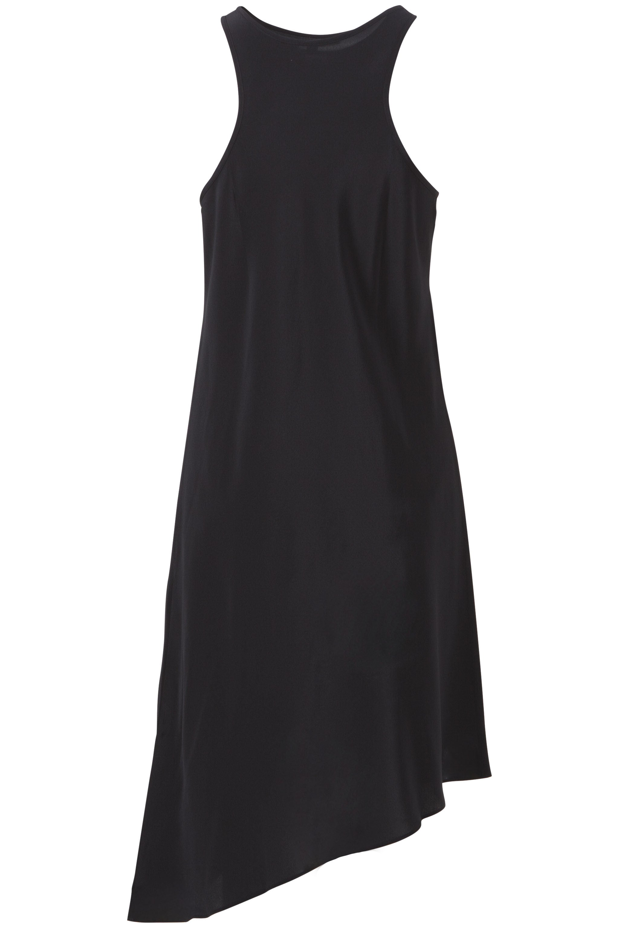 The Asymmetric Tank Dress