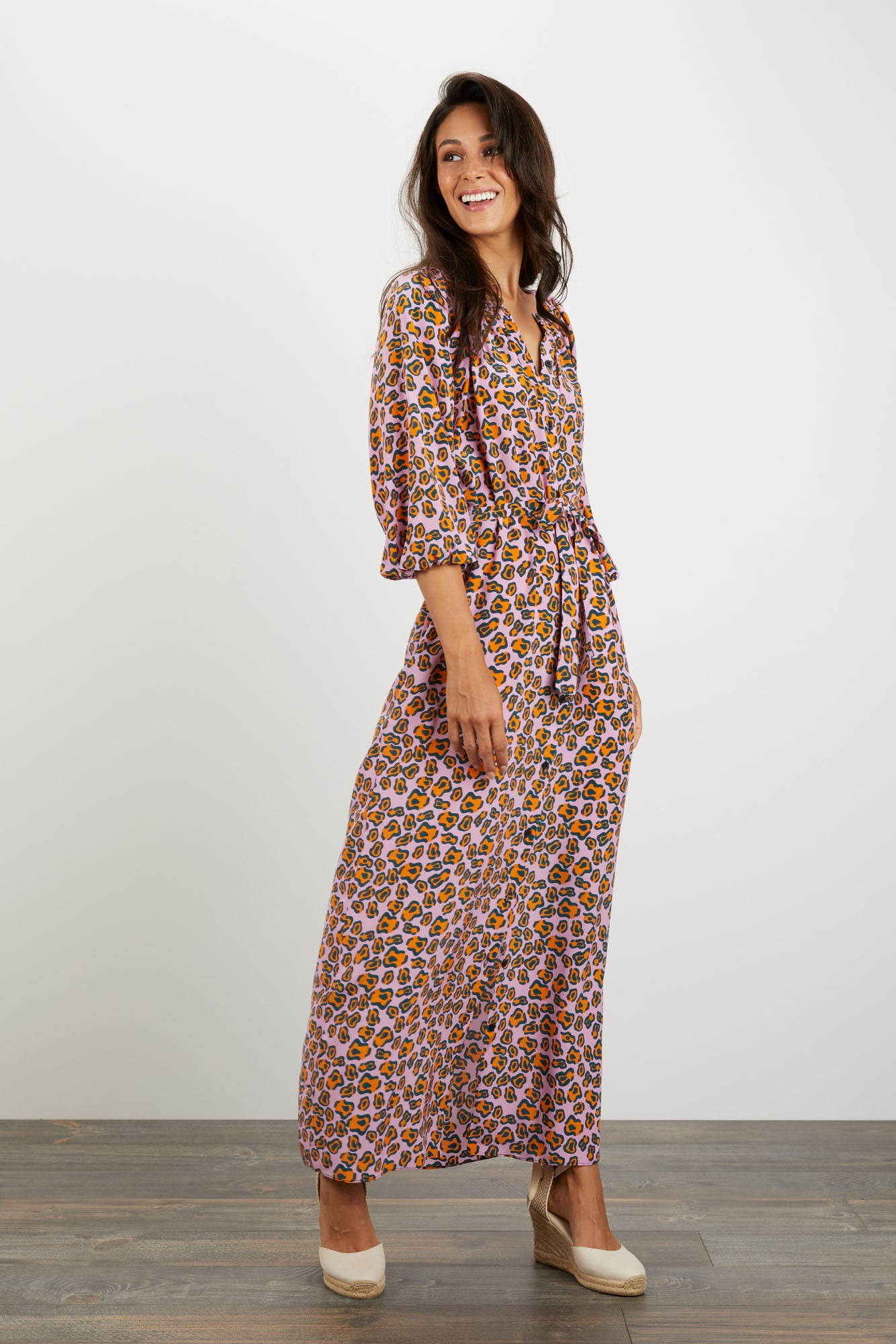 The Classic Maxi Dress | Sunday Brunch