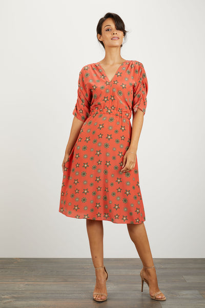 The Market Dress | Sunset Spurs
