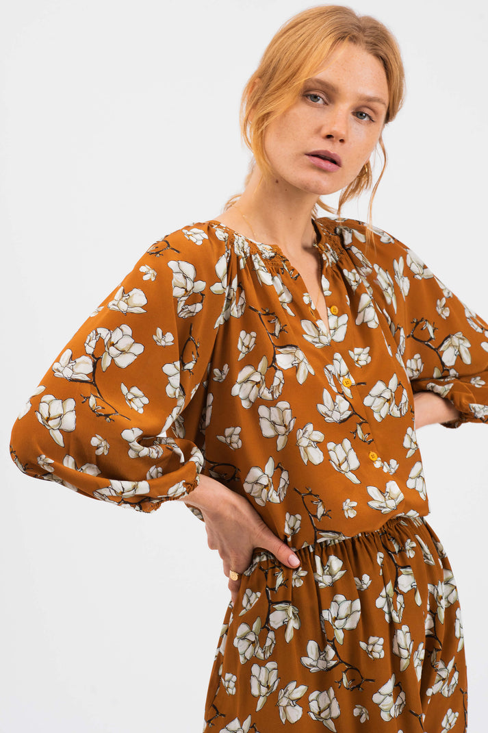 The Classic Blouse | Imperial Floral