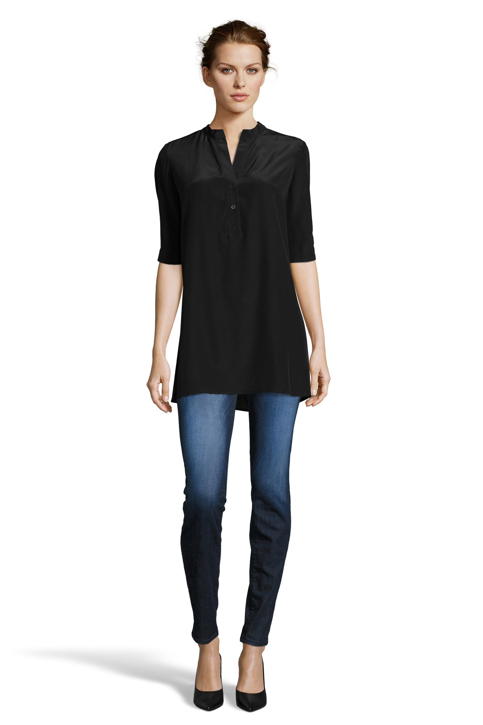 The Classic Tunic | Black