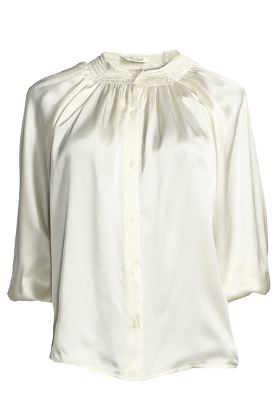 The Classic Blouse | Ivory