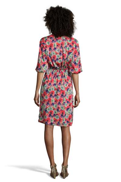 The Abigail's Party Dress | Psychedelic Floral