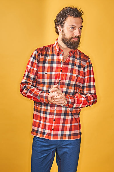 The Rudolph Flannel Shirt