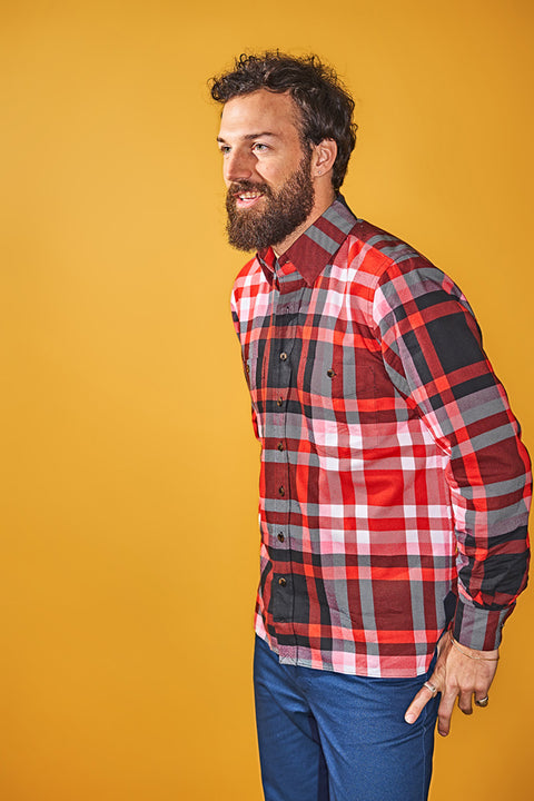 The Kris Kringle Flannel Shirt