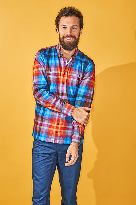 The Yukon Flannel Shirt