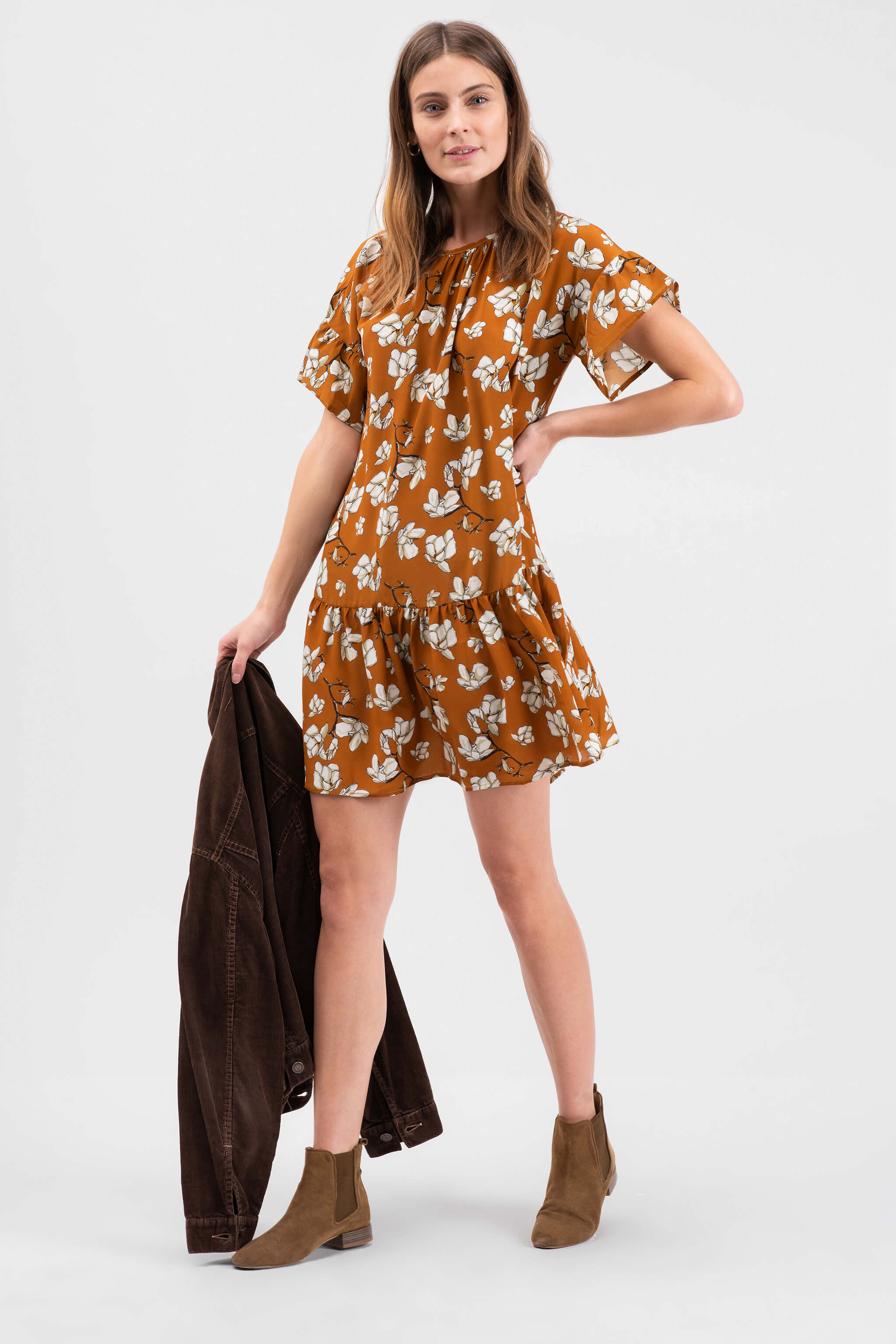 The Lola Dress | Imperial Floral
