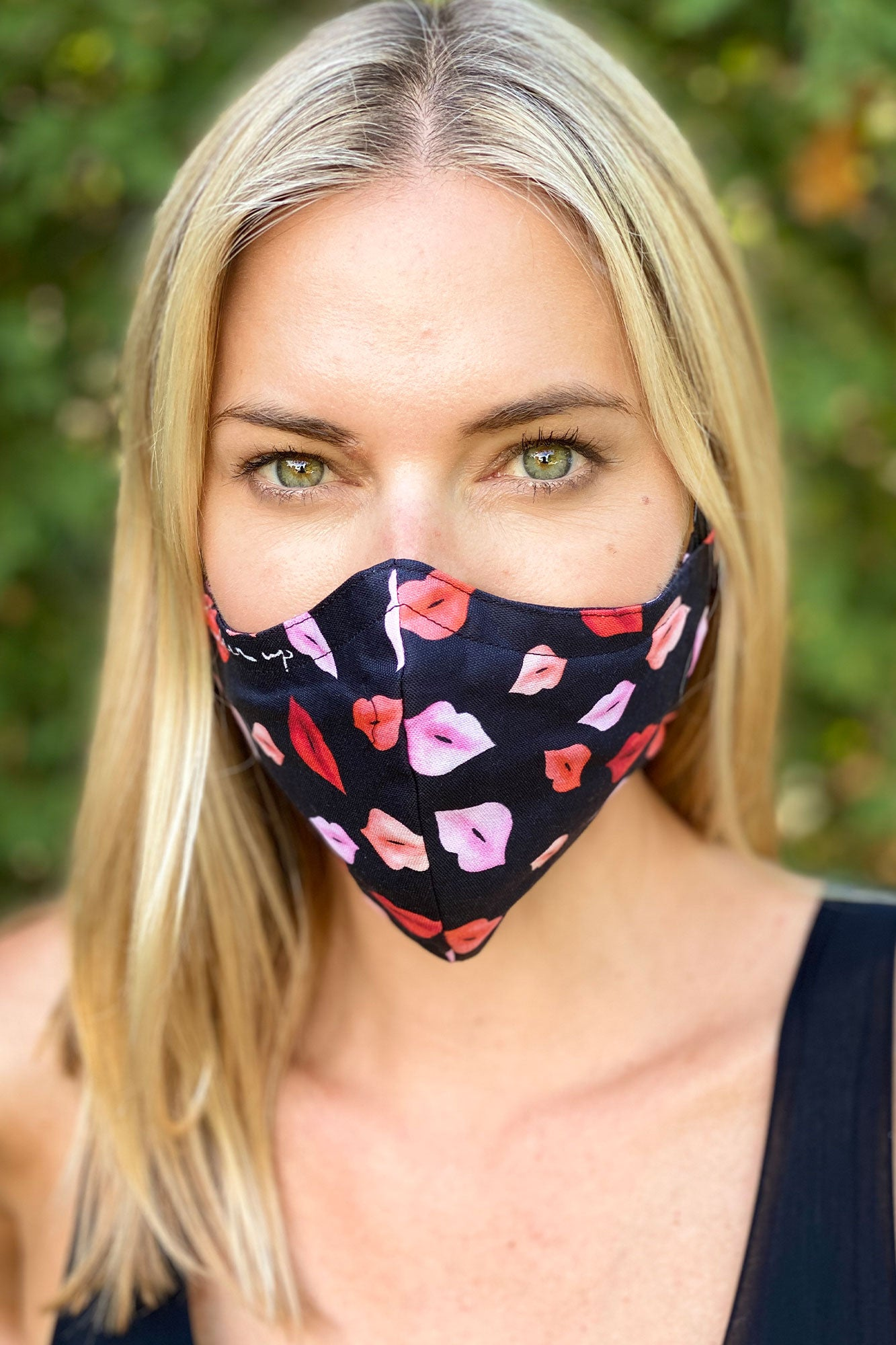 Face Mask | Tucker x Kristen Taekman Pucker Up Pack